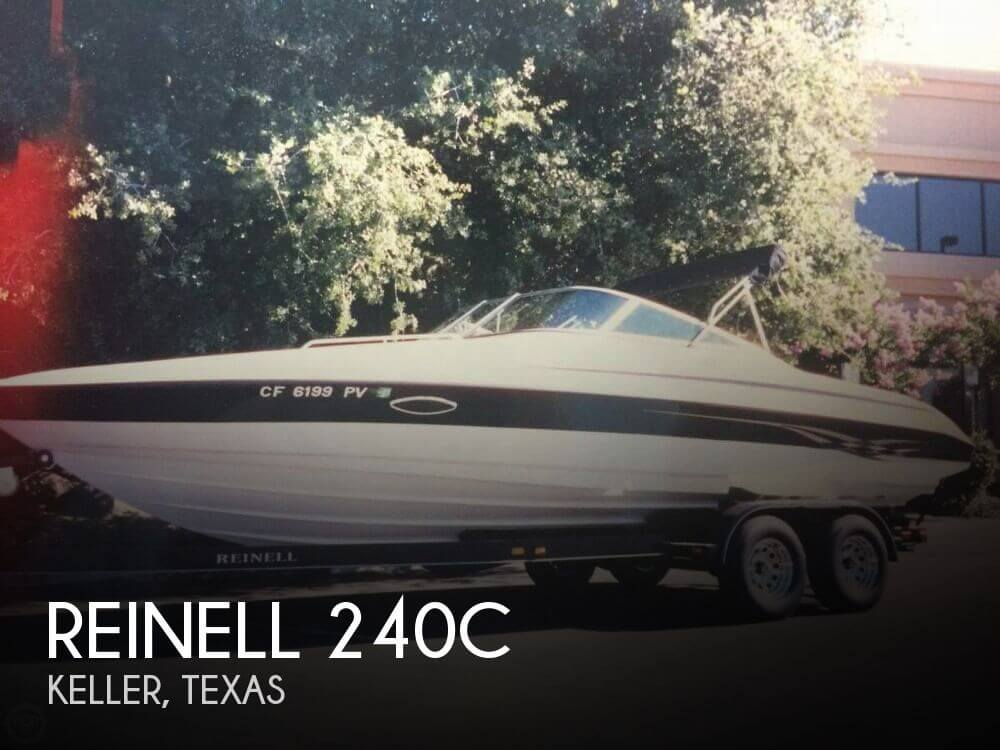 Used Reinell Boats For Sale by owner | 2002 Reinell 24
