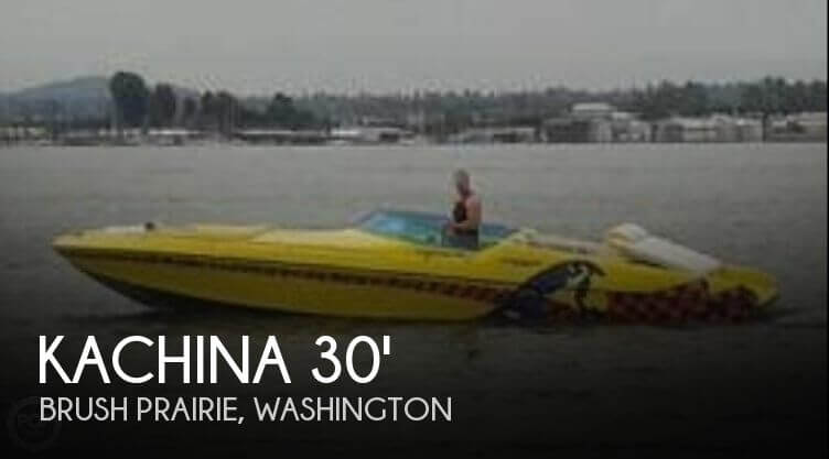 Used High Performance Boats For Sale in Washington by owner | 2000 Kachina 30