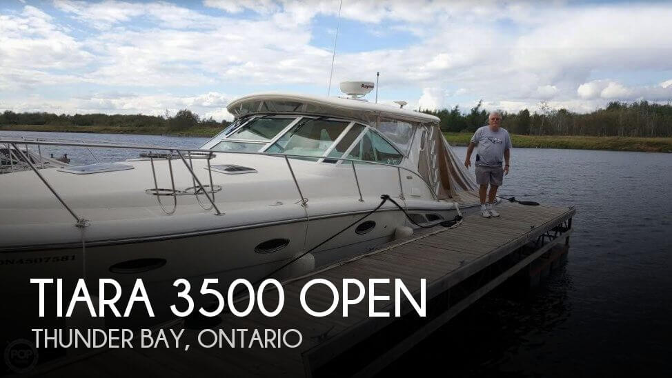 Used Boats For Sale in Canada by owner   2001 Tiara 3500 Open