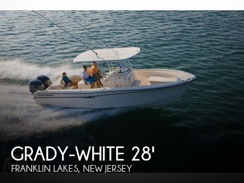 Used Grady-White Boats For Sale by owner | 2014 Grady-White 283 Canyon