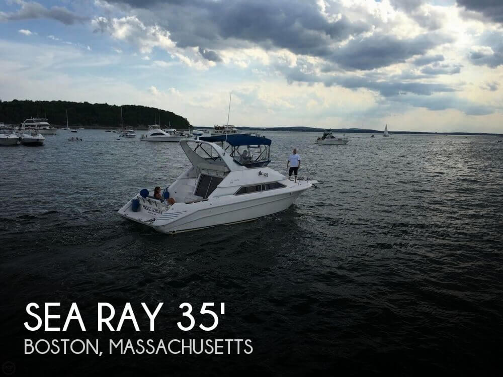 Used Sea Ray 35 Boats For Sale by owner | 1993 Sea Ray 35