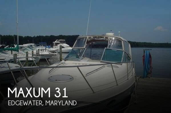 Used Maxum Boats For Sale in Maryland by owner | 1998 Maxum 31