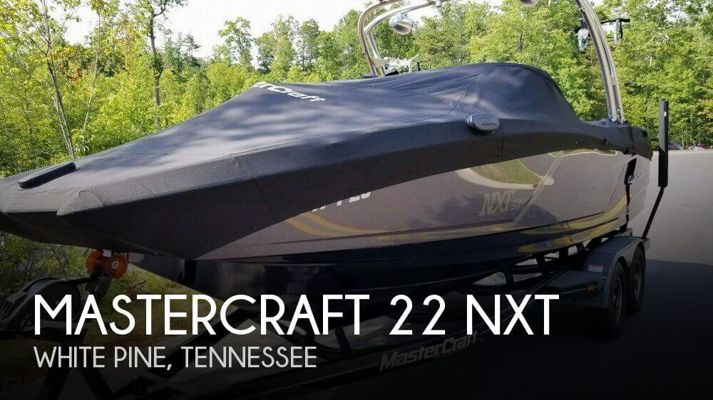 Used Mastercraft Boats For Sale by owner | 2016 Mastercraft 22