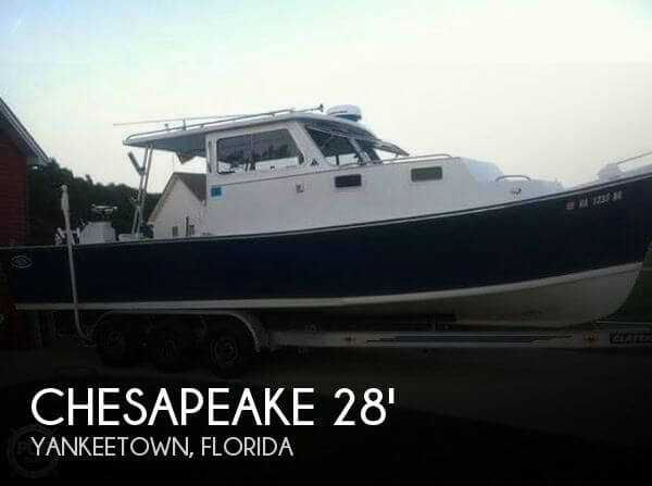 Used Chesapeake Boats For Sale by owner | 2005 Chesapeake 28