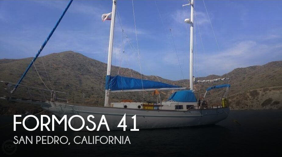 Used Formosa Boats For Sale by owner | 1974 Formosa 41