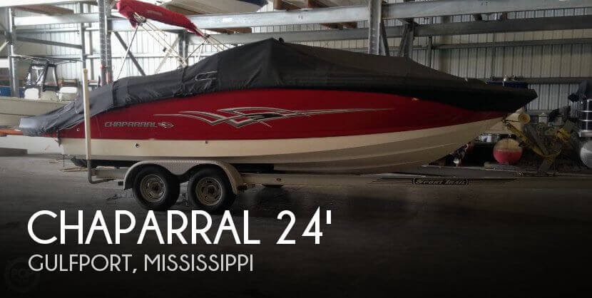 Used Chaparral 24 Boats For Sale by owner | 2010 Chaparral 24