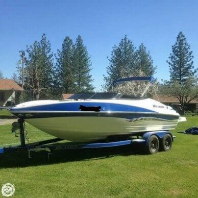 Larson Senza 206 Bowrider, 20', for sale - $21,500