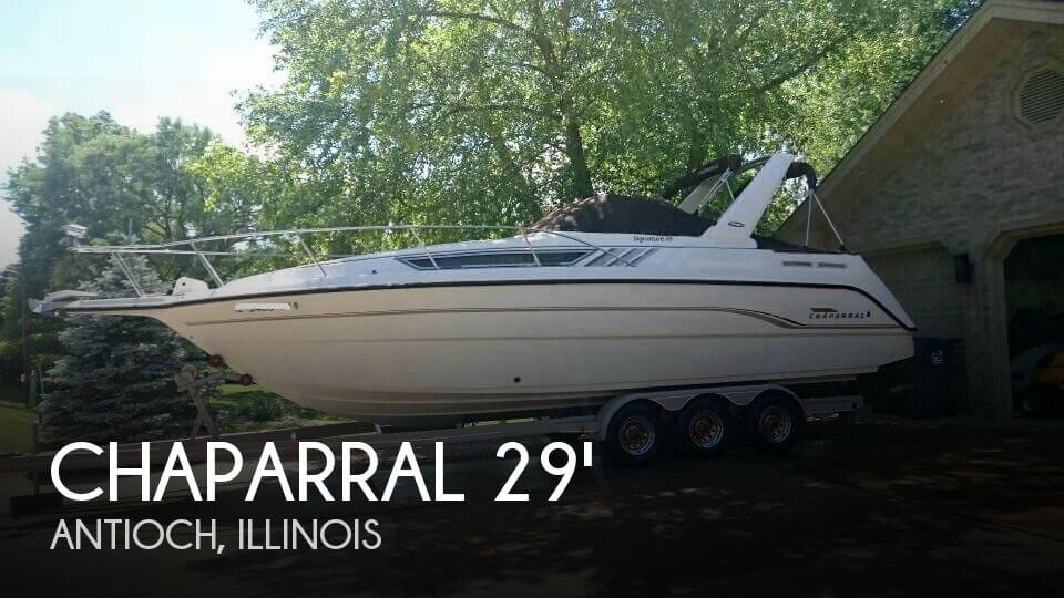 Used Boats For Sale in Rockford, Illinois by owner | 1999 Chaparral 29