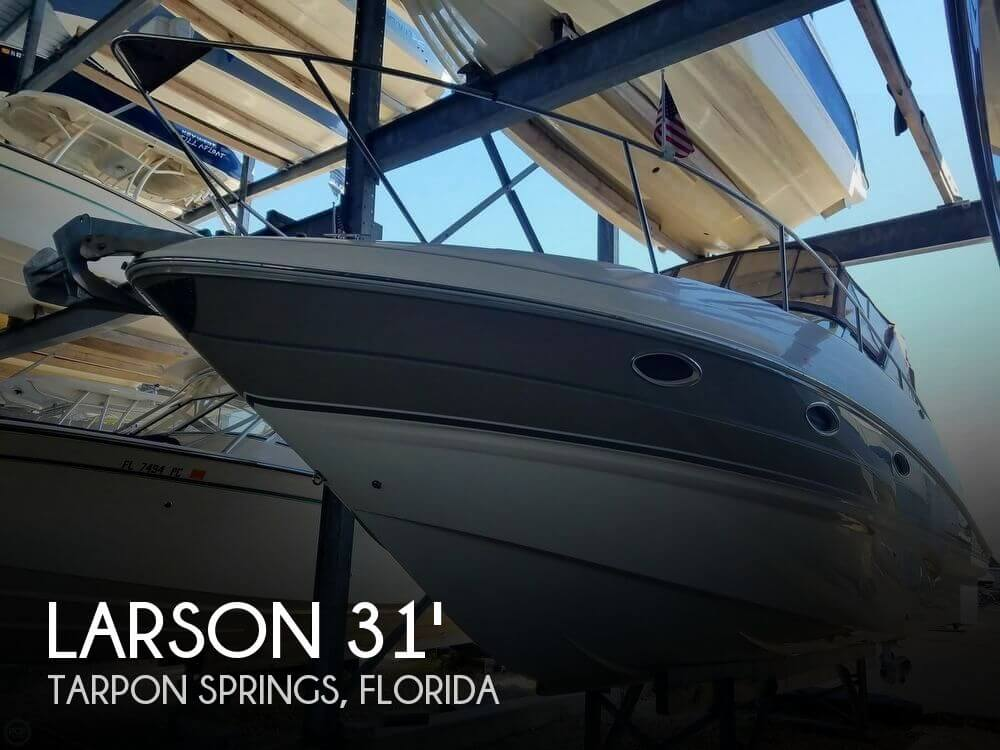 Used Larson Boats For Sale by owner | 2008 Larson Cabrio 310 Mid Cabin