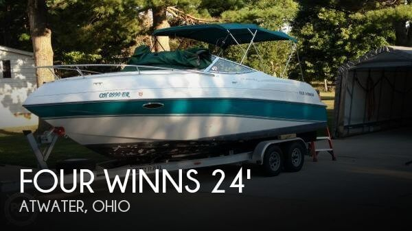 Used Four Winns 24 Boats For Sale by owner | 1996 Four Winns 24