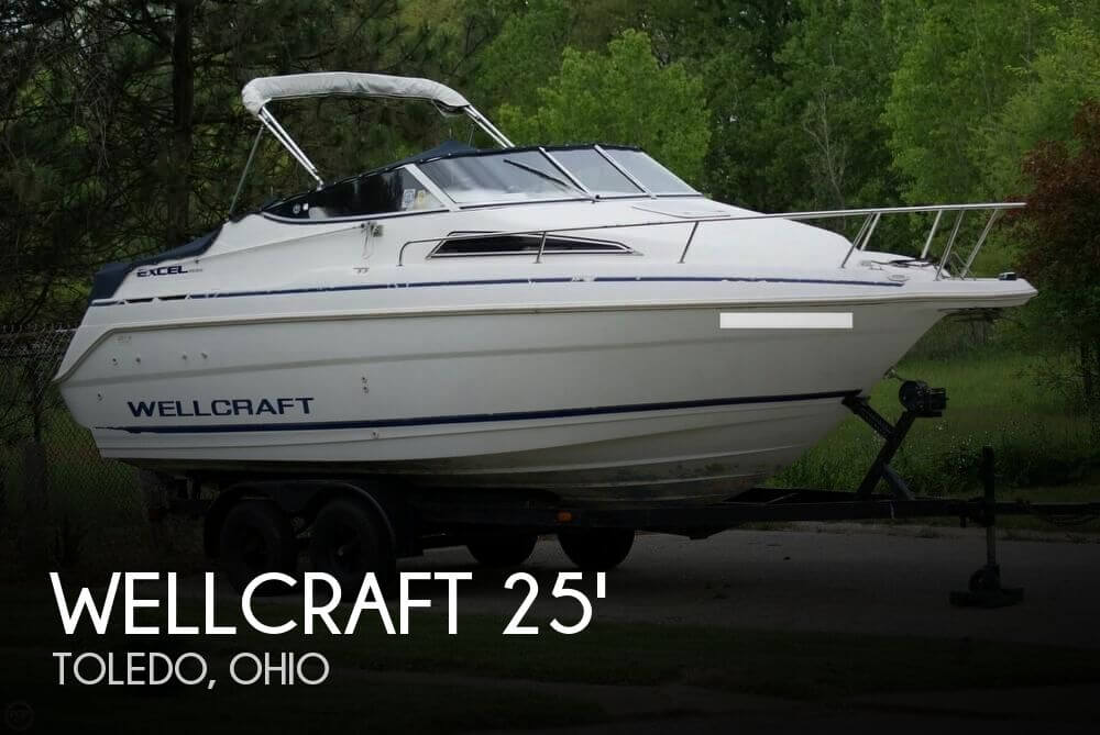 Used Wellcraft Boats For Sale in Ohio by owner | 1996 Wellcraft 25