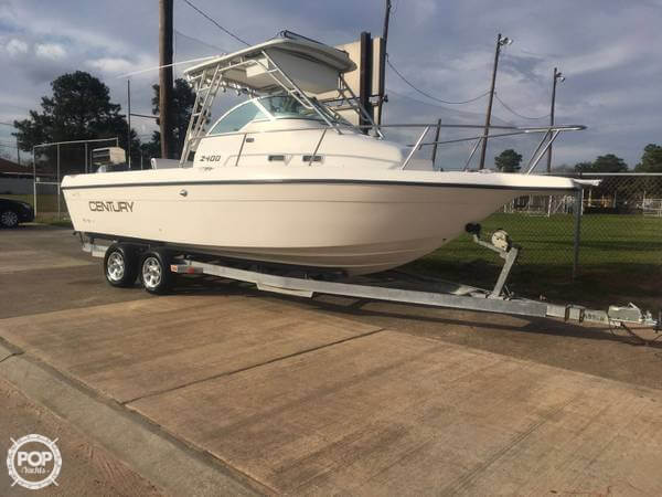 1996 Century 24 Walkaround Sportfish - #$LI_INDEX