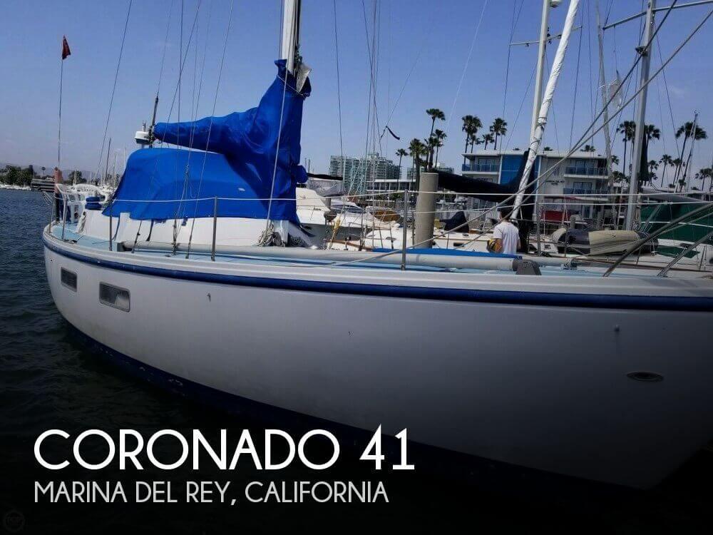 Used Coronado Boats For Sale by owner | 1973 Coronado 40