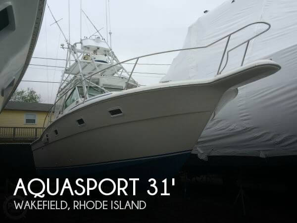 Used Aquasport Boats For Sale by owner | 1990 Aquasport 31