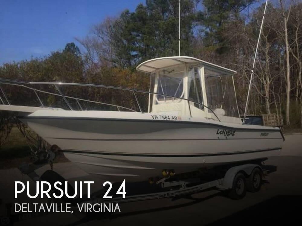 1998 PURSUIT 24 for sale