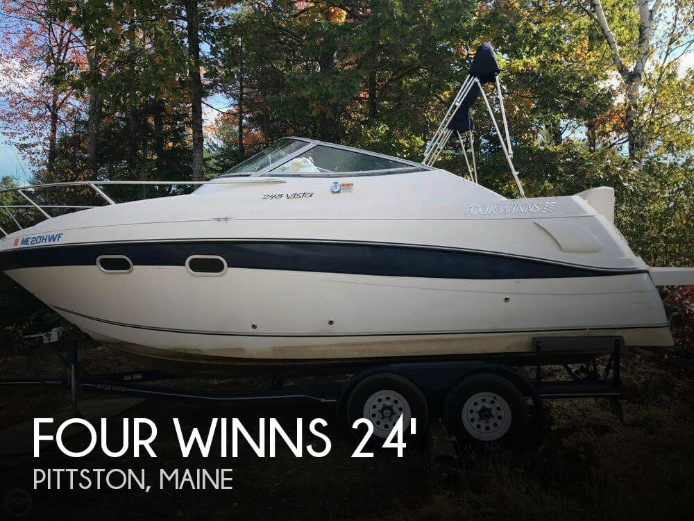 Used Four Winns 24 Boats For Sale by owner | 2001 Four Winns 24