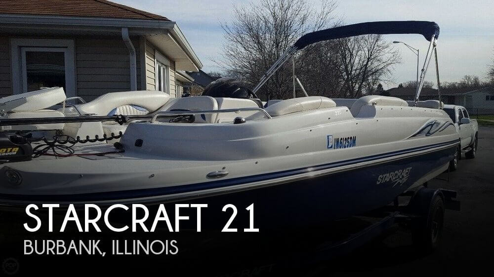 Used Deck Boats For Sale by owner | 2011 Starcraft 21