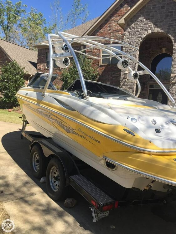 crownline 230 ls razor for sale in royal, ar for $28,500 pop yachts 2008 Volkswagen Jetta Fuse Box Office Fuse Box crownline boat fuse box