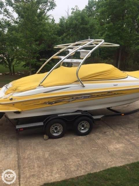sold crownline 230 ls razor boat in alexander ar 126929 rh popyachts com Electrical Panel Knob and Tube Wiring