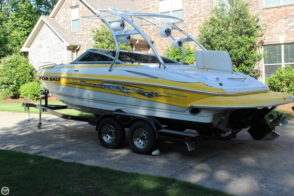 sold crownline 230 ls razor boat in alexander ar 126929 rh popyachts com Circuit Breaker Car Fuse Box