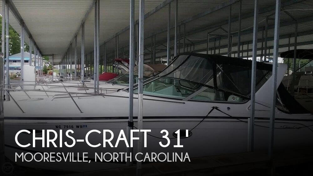 Used Boats For Sale in Greensboro, North Carolina by owner | 2000 Chris-Craft 33