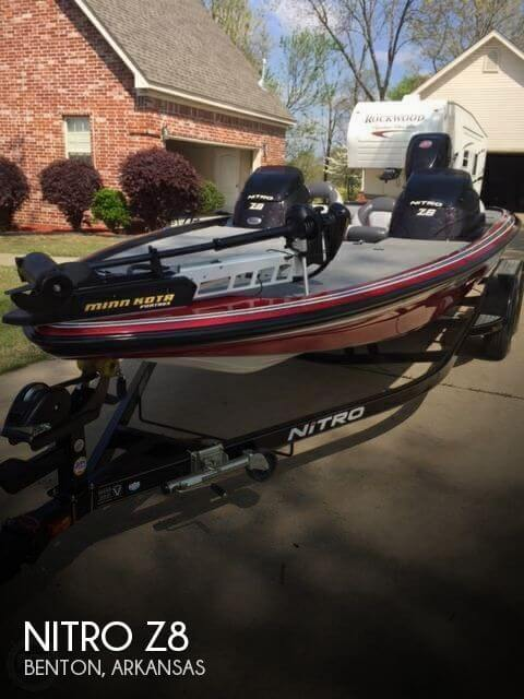Used Boats For Sale in Little Rock, Arkansas by owner | 2014 Nitro 20