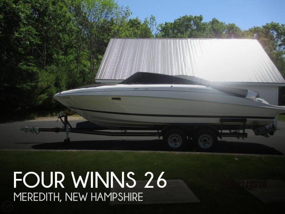 Used Four Winns 26 Boats For Sale by owner | 2010 Four Winns 26