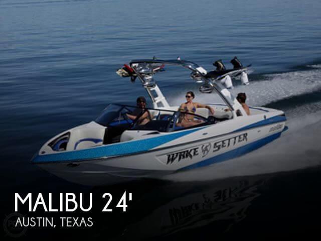 2011 MALIBU WAKESETTER LSV 247 for sale