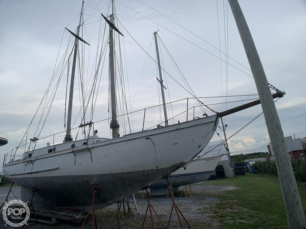 1960 Custom boat for sale, model of the boat is 42 & Image # 10 of 41