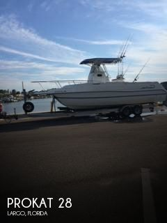 Used ProKat Boats For Sale by owner | 1999 ProKat 28