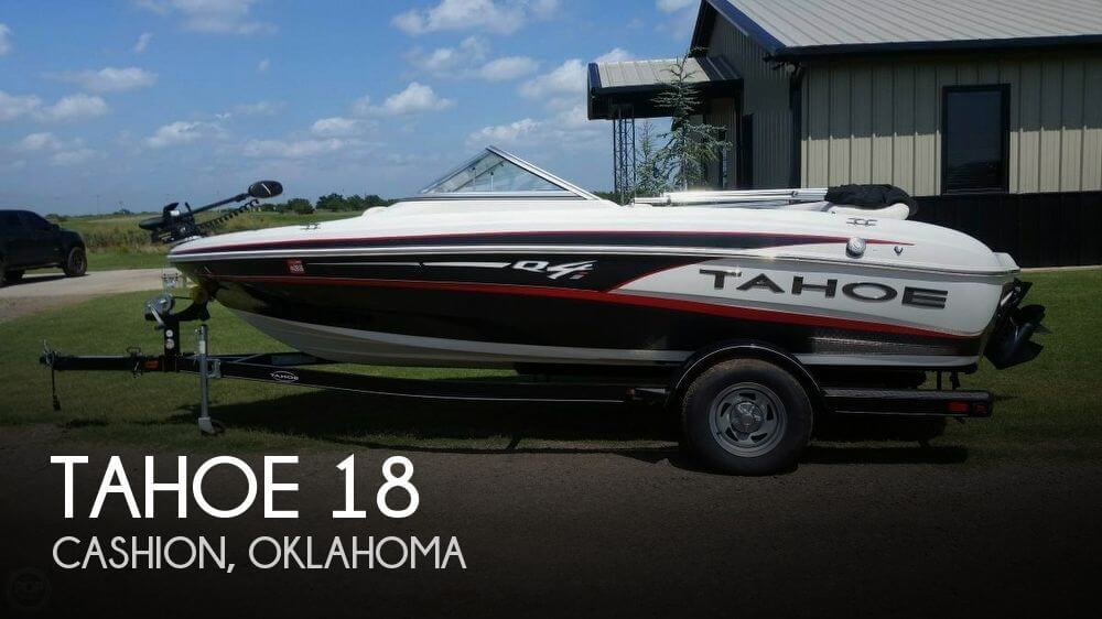 Used Boats For Sale in Oklahoma City, Oklahoma by owner | 2013 Tahoe 18