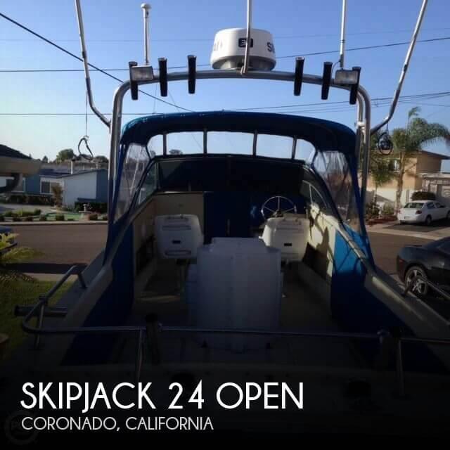 Used Skipjack Boats For Sale by owner | 1981 Skipjack 24