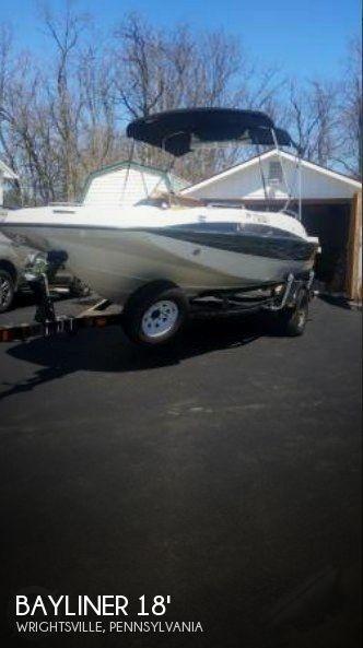 Used Bayliner 19 Boats For Sale by owner   2011 Bayliner 197 Sport Deck