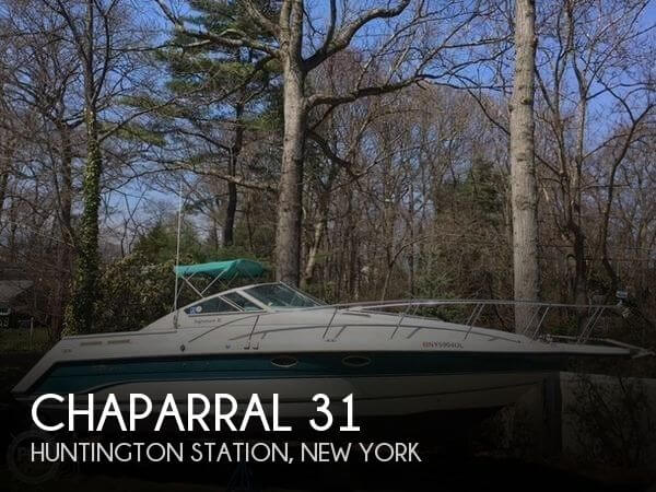 Used Chaparral Boats For Sale in New York by owner | 1995 Chaparral 31