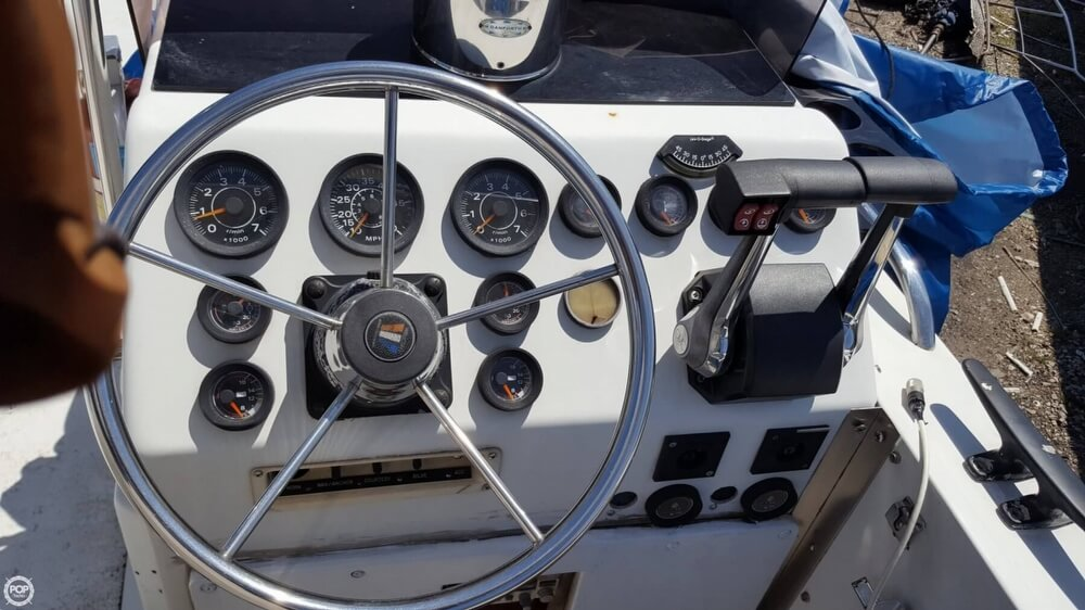 1989 Custom boat for sale, model of the boat is 35 & Image # 4 of 40