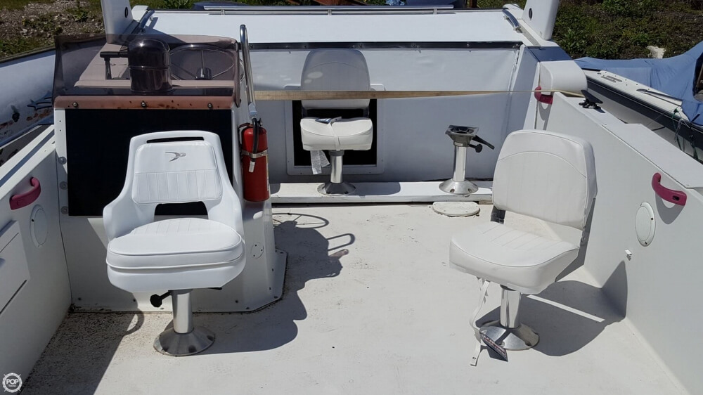 1989 Custom boat for sale, model of the boat is 35 & Image # 6 of 40