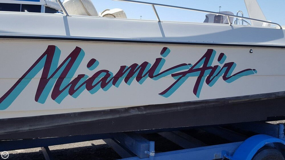 1989 Custom boat for sale, model of the boat is 35 & Image # 2 of 40