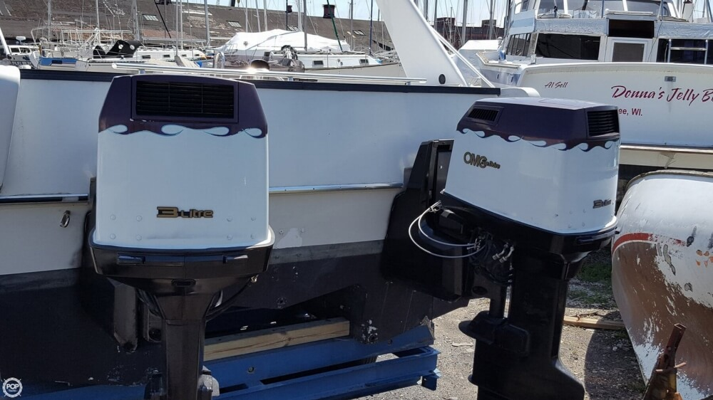 1989 Custom boat for sale, model of the boat is 35 & Image # 7 of 40