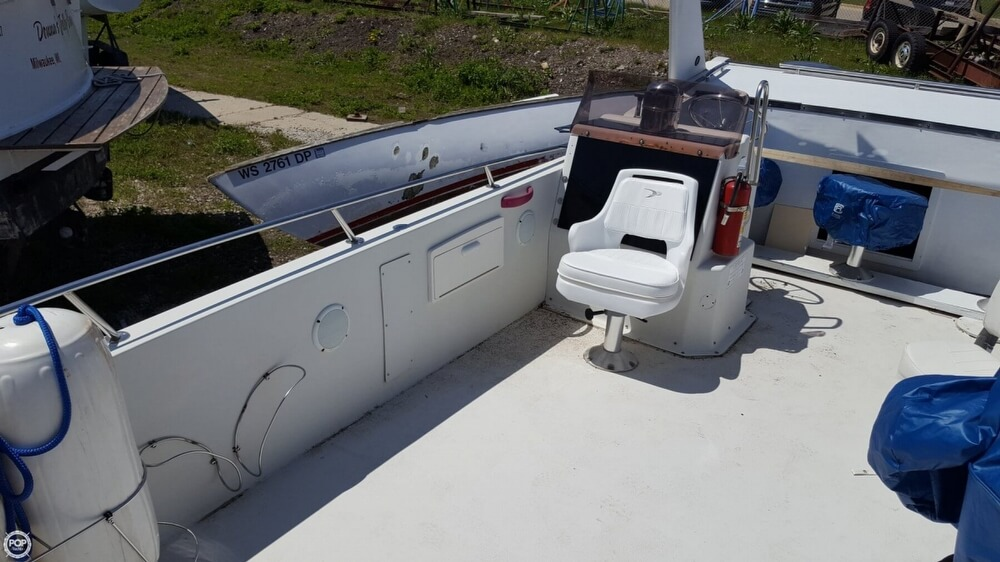 1989 Custom boat for sale, model of the boat is 35 & Image # 12 of 40