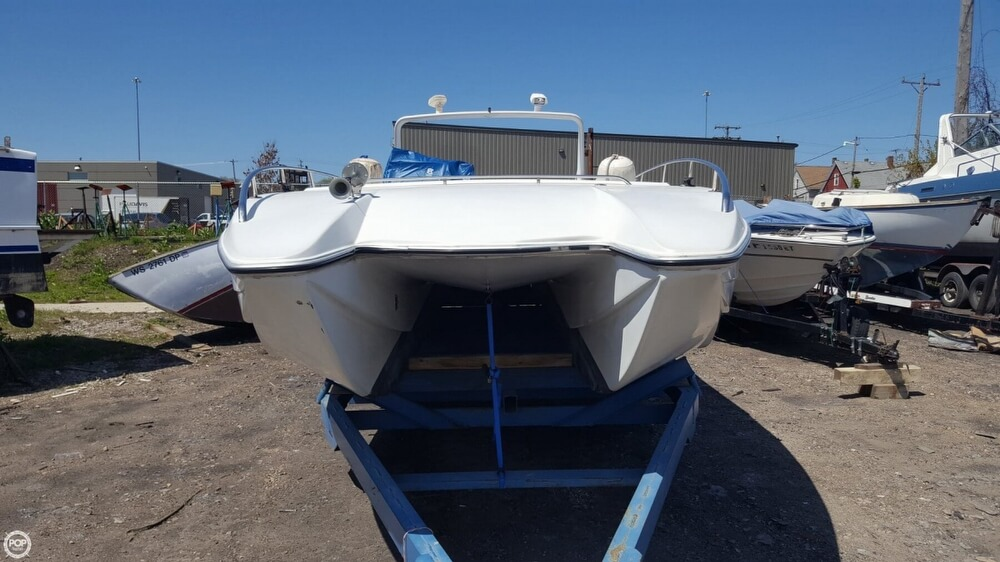 1989 Custom boat for sale, model of the boat is 35 & Image # 3 of 40