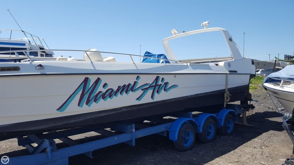 1989 Custom boat for sale, model of the boat is 35 & Image # 22 of 40