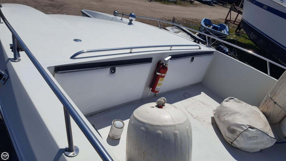 1989 Custom boat for sale, model of the boat is 35 & Image # 31 of 40