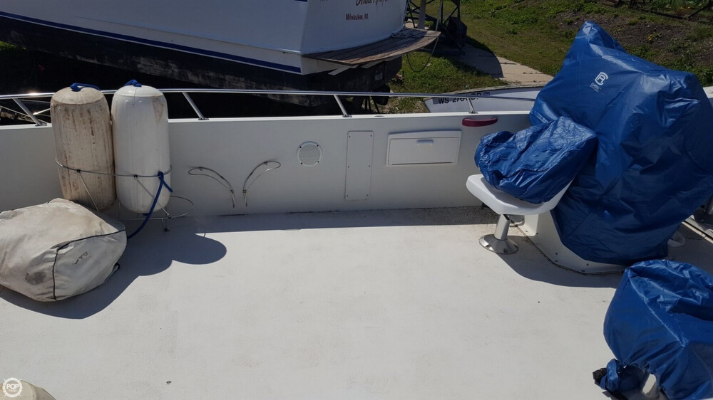 1989 Custom boat for sale, model of the boat is 35 & Image # 32 of 40