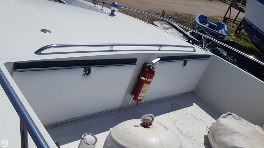 1989 Custom boat for sale, model of the boat is 35 & Image # 37 of 40