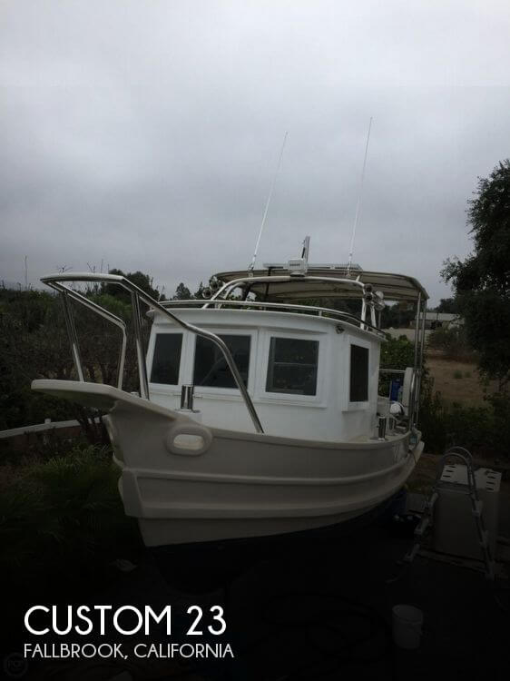 Used Boats For Sale in San Diego, California by owner | 1991 Custom 23