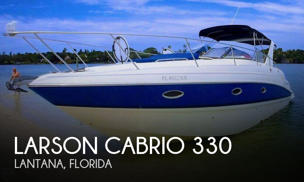 Used Larson Boats For Sale by owner | 2007 Larson 32