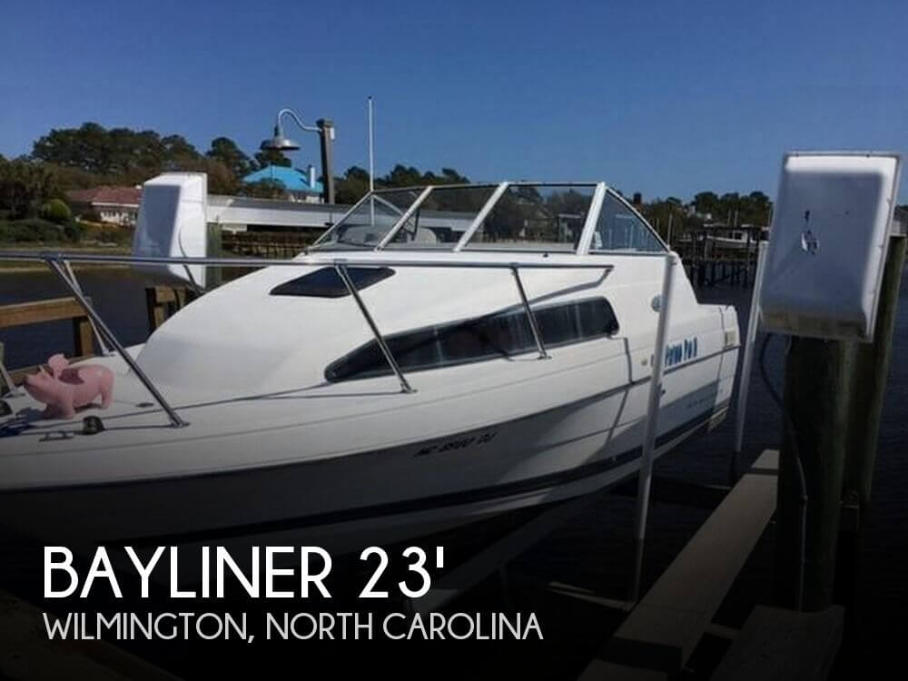 Used Bayliner Boats For Sale in North Carolina by owner | 2001 Bayliner 22