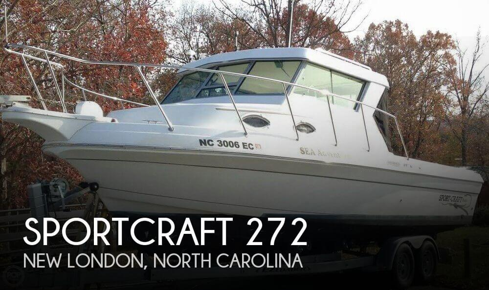 Used Boats For Sale in Greensboro, North Carolina by owner | 2000 Sportcraft 29