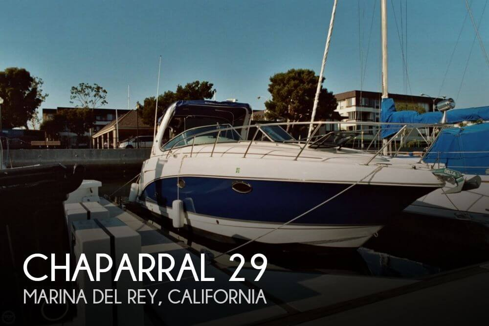 Used Chaparral Boats For Sale in California by owner | 2006 Chaparral 29