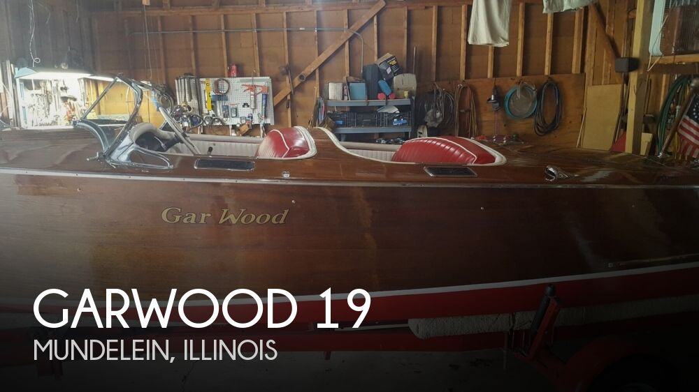 1940 Garwood boat for sale, model of the boat is 19 & Image # 1 of 41